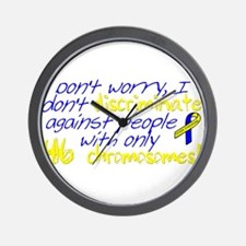 I won't judge you Wall Clock