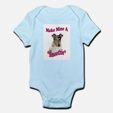 Smooth Collie Gifts Infant Creeper