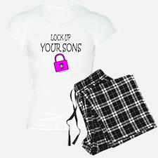 LOCK UP YOUR SONS Pajamas