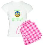 ALLERGIC TO WHEAT Women's Light Pajamas