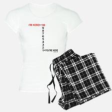 I'M A TEN Pajamas