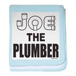 JOE THE PLUMBER baby blanket