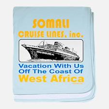 SOMALI/SOMALIA baby blanket