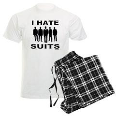 I HATE SUITS Pajamas