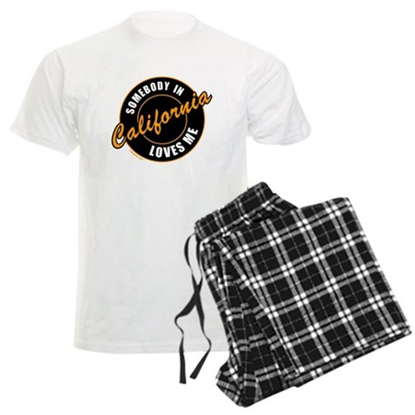 CALIFORNIA Men's Light Pajamas