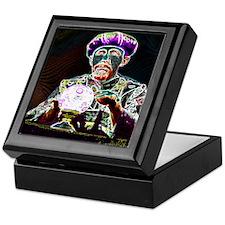 Crystal Ball Keepsake Box