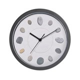 Pebble beach Wall Clocks