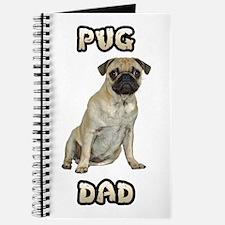 Pug Dad Journal