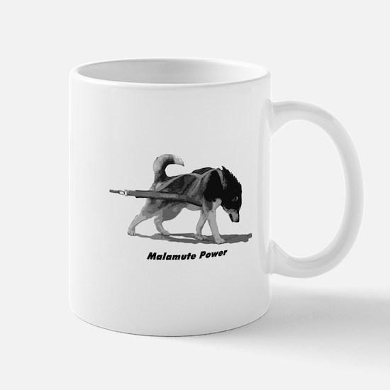Malamute Power Mug