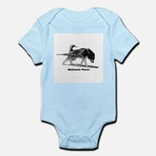 Malamute Power Infant Bodysuit