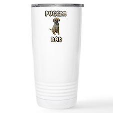 Puggle Dad Thermos Mug