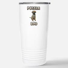 Puggle Dad Travel Mug