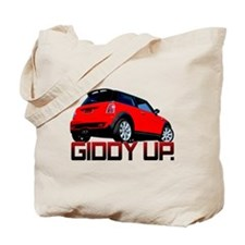 Cooper - Giddy Up Tote Bag