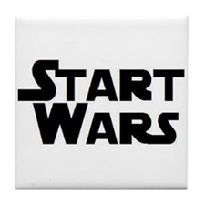 Start Wars Tile Coaster