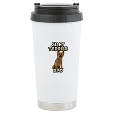 Silky Terrier Dad Travel Mug