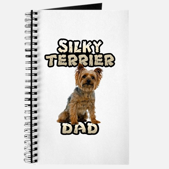 Silky Terrier Dad Journal