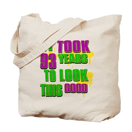 It took 93 years to look this Tote Bag