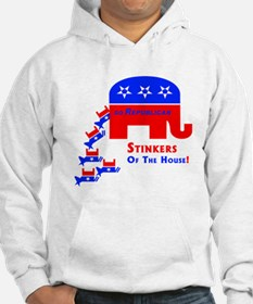 Stinkers Of The House! Hoodie