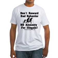 No Amnesty for Illegals Shirt