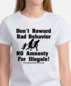 No Amnesty for Illegals Tee