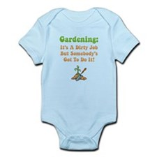 Gardening Infant Bodysuit