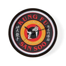 San Soo Wall Clock