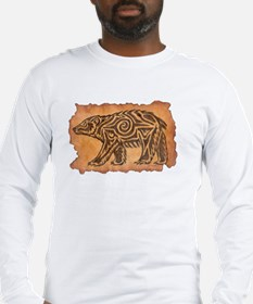 Bear Medicine Long Sleeve T-Shirt
