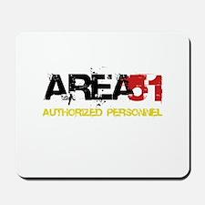 Area 51 Mousepad