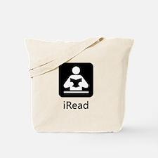iRead Tote Bag
