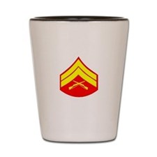 U.S.M.C. Shot Glass