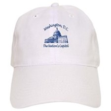 Washington, D.C. Baseball Cap
