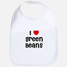 I * Green Beans Bib