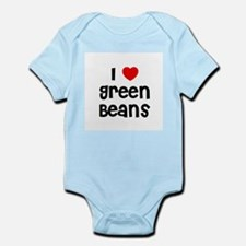 I * Green Beans Infant Creeper
