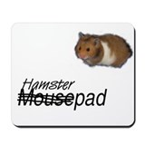 Hamsters Mouse Pads