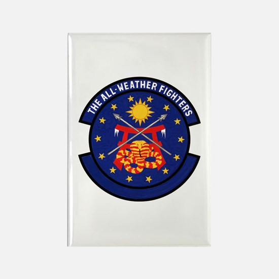 432d Security Police Rectangle Magnet