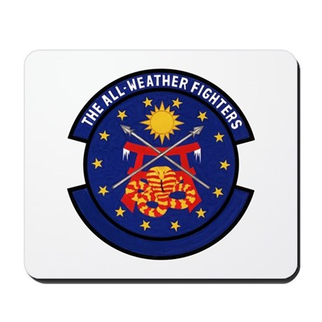 432d Security Police Mousepad