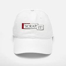SCRAP it! Baseball Baseball Cap