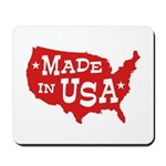 Made in USA Mousepad