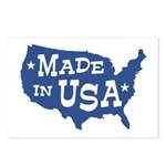 Made in USA Postcards (Package of 8)