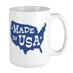 Made in USA Large Mug