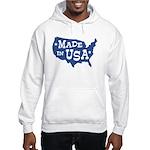 Made in USA Hooded Sweatshirt