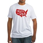Made in USA Fitted T-Shirt