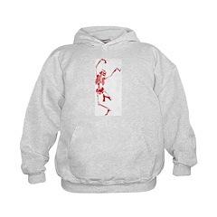 The Dancing Skeleton Hoodie