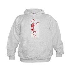 The Dancing Skeleton Hoodie