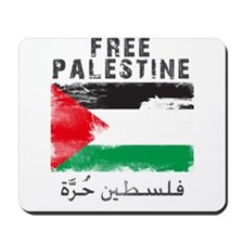 Free Palestine ( filistin hur Mousepad