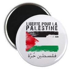 Liberté pour la Palestine (fi Magnet