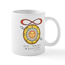 Sun / Wheel / Magician Mug