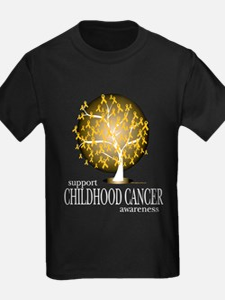 Childhood Cancer Tree T