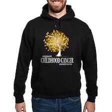 Childhood Cancer Tree Hoodie