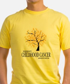 Childhood Cancer Tree T